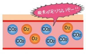 炭酸と肌説明3