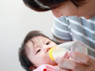 赤ちゃんのミルクにはウォーターサーバーが一番いい理由